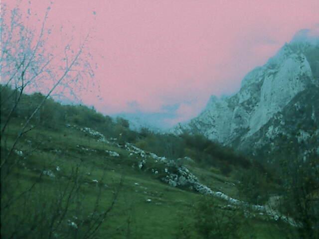 Sierras y Cordilleras de Asturias