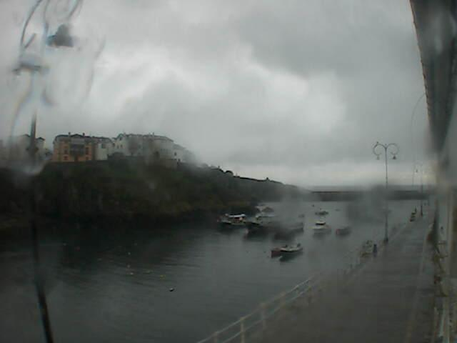 La costa, Webcams situadas en la costa asturiana